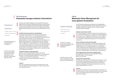 Beispiel: Geschäftsbericht konzipieren, schreiben | Werbetexter ...